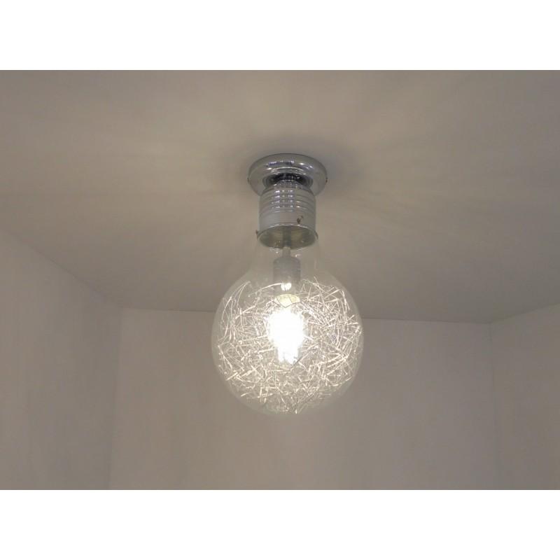 Lampadari Moderni Camera Da Letto.Plafoniera Lampadario Moderno A Forma Di Lampadina O 22 Bagno