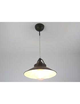 1074 S30M Sospensione lampadario classico rustico country cucina ...